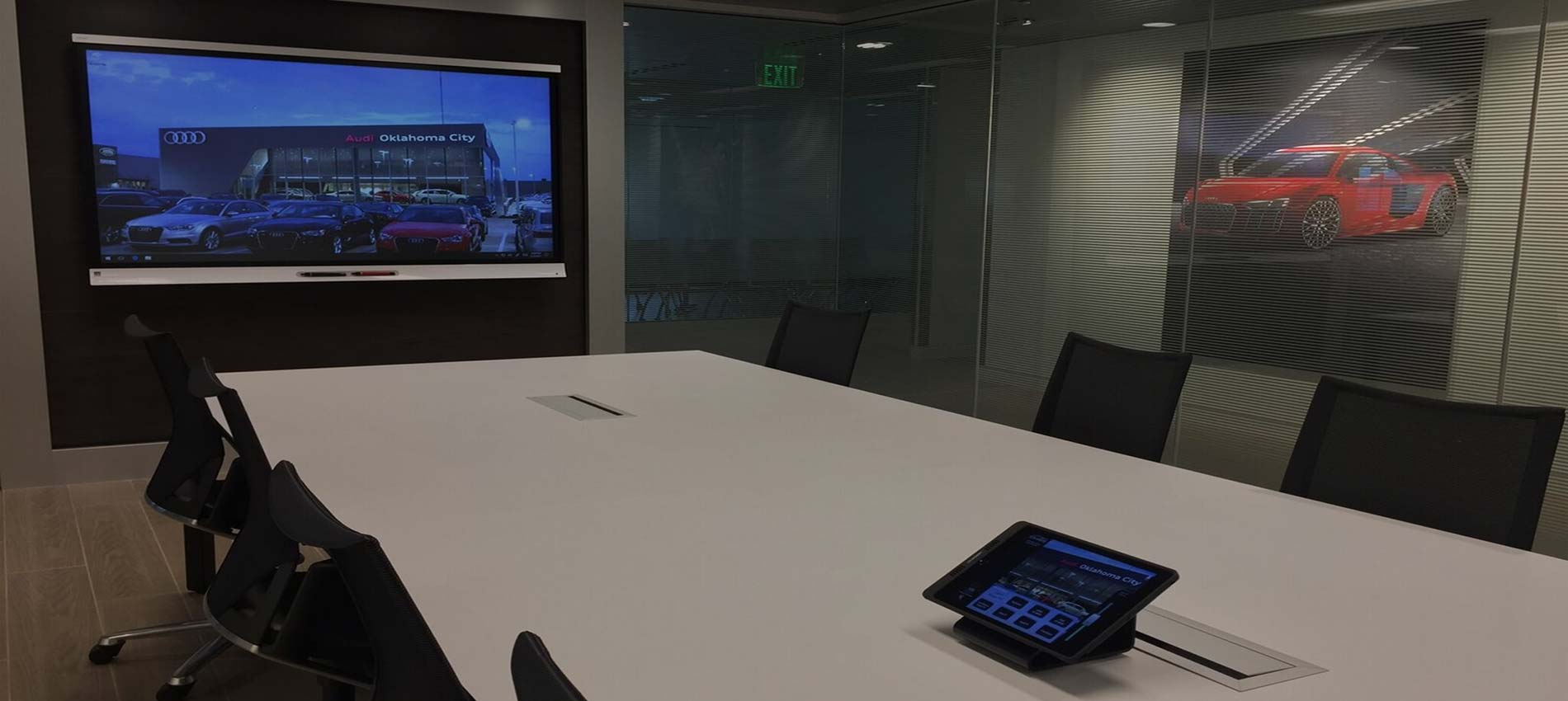 Audio, video and smart systems for corporate Oklahoma City, Edmond and Tulsa