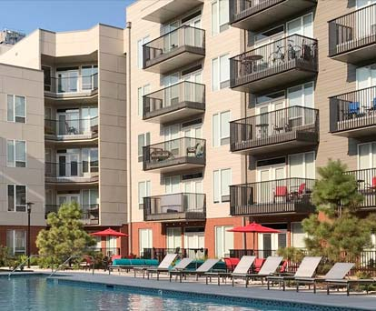 Audio visual and control systems for Oklahaoma City commercial multi-family living