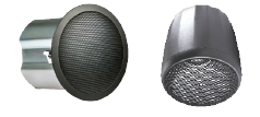 In-Celing and Pendant speakers