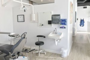 Audio System Installation for offices-Dr. Bailey Coleman, DDS OKC