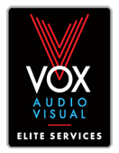 Vox Audio Visual Elite Services logo