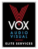 Vox Audio Visual Elite Services logo