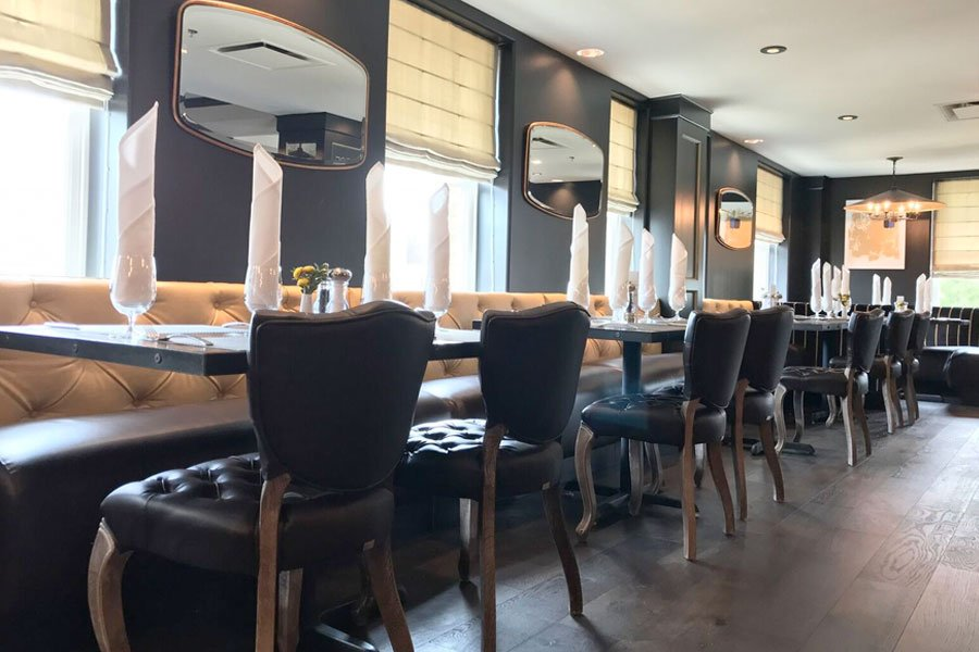 Full range sound with deep bass and crisp highs for OKC restaurants by Vox Audio Visual