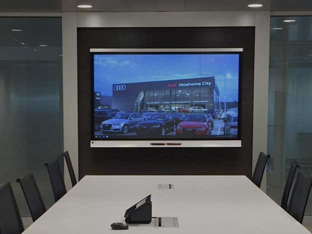 Image of Conference Room Audio Visual Smart Systems by Vox Audio Visual