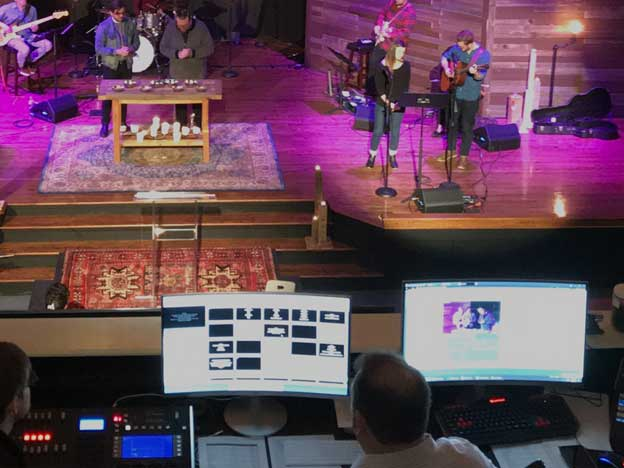 Image of Full production services for churches by Vox Audio Visual