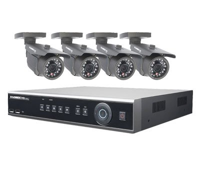 Home Automation Devices: High Definition Security Cameras