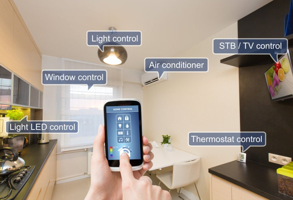 Home Automtion Controls to control your home interior by Vox Audio Visual