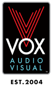 Image of Vox Audio Visual logo