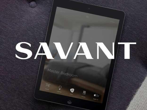 Image of Vox Audio Visual Elite Services is a Savant authorized dealer