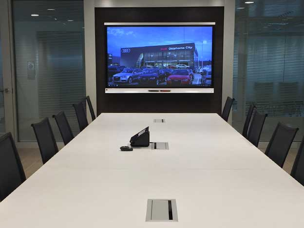 image of conference and board rooms