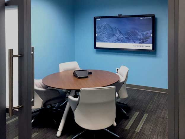 image of huddle room conference room
