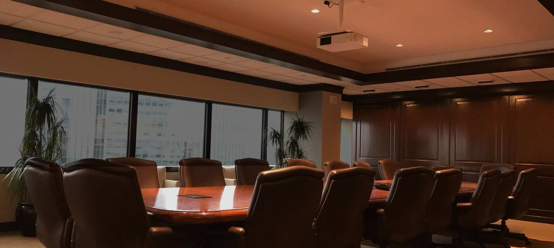 Conference Room and Board Room Smart Systems for Oklahoma City Tulsa Edmond
